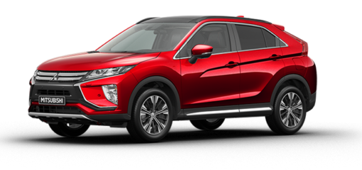 Eclipse Cross MY18 instyle